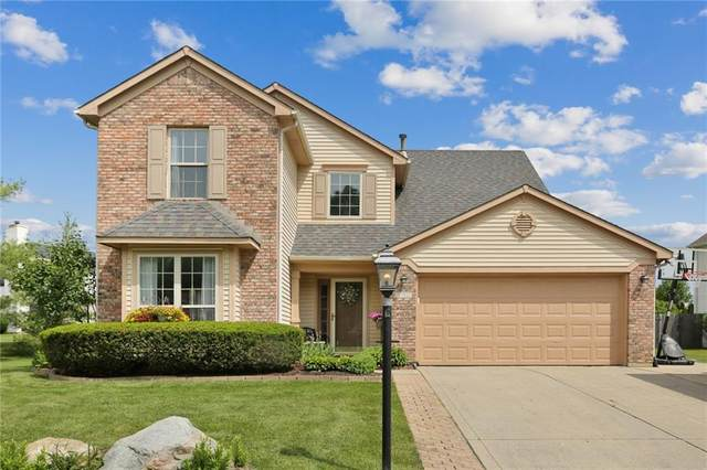 7712 Cherrybark Drive, Indianapolis, IN 46236 (MLS #21789370) :: Mike Price Realty Team - RE/MAX Centerstone