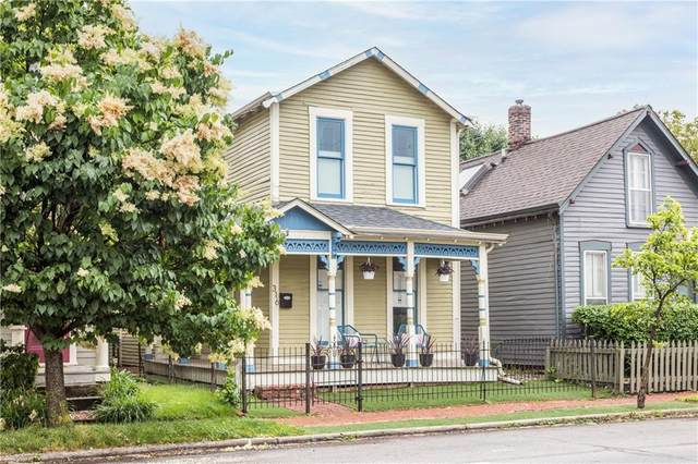 316 N College Avenue, Indianapolis, IN 46202 (MLS #21789372) :: Mike Price Realty Team - RE/MAX Centerstone