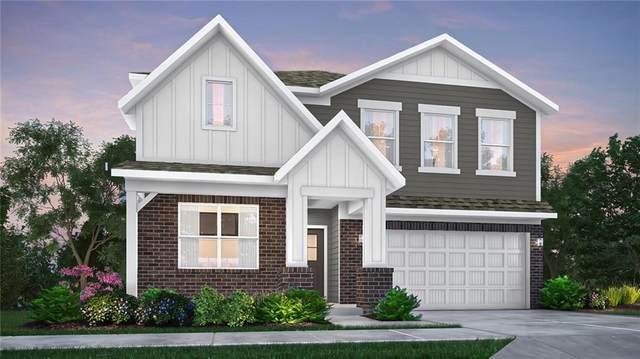 4753 W Safford Drive, New Palestine, IN 46163 (MLS #21789379) :: Keller & Corbett Real Estate