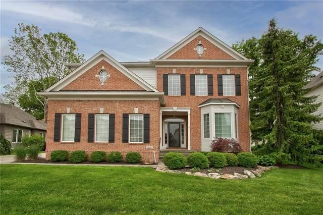 8050 Heyward Drive, Indianapolis, IN 46250 (MLS #21789386) :: Heard Real Estate Team | eXp Realty, LLC