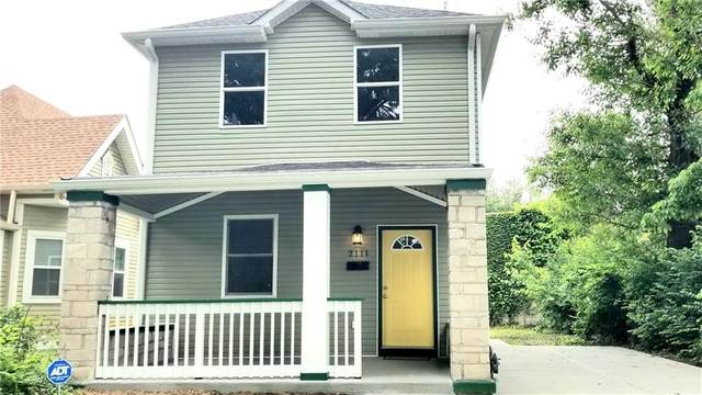 2111 Bellefontaine Street, Indianapolis, IN 46202 (MLS #21789396) :: Heard Real Estate Team | eXp Realty, LLC