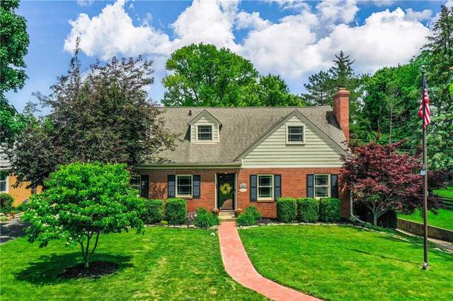 901 Campbell Avenue, Indianapolis, IN 46219 (MLS #21789416) :: Ferris Property Group