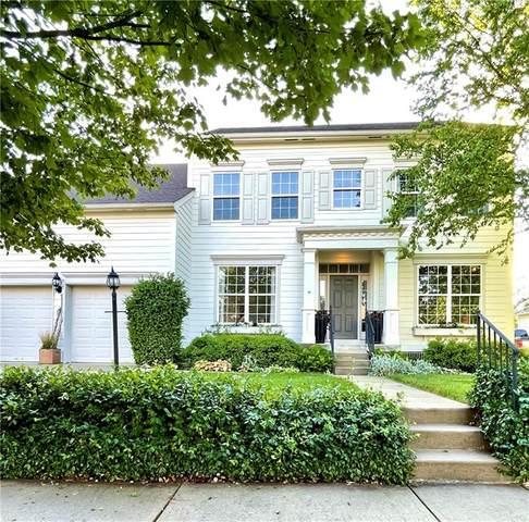 12868 Elbe Street, Fishers, IN 46037 (MLS #21789429) :: Keller & Corbett Real Estate