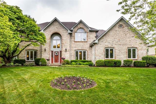 13919 Springmill Ponds Circle, Carmel, IN 46032 (MLS #21789433) :: Mike Price Realty Team - RE/MAX Centerstone