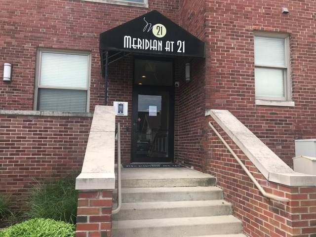 2105 N Meridian #301, Indianapolis, IN 46202 (MLS #21789444) :: Dean Wagner Realtors