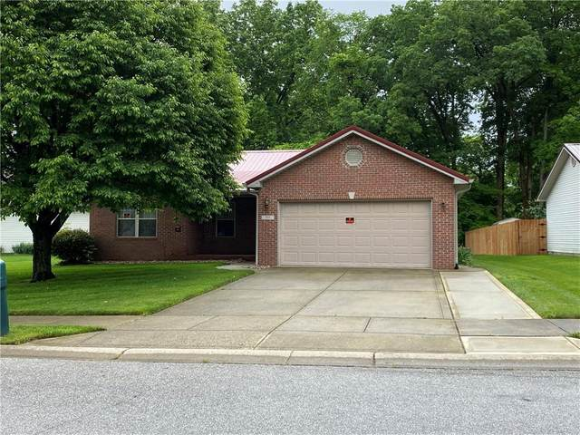885 Lincoln Heights Drive, Martinsville, IN 46151 (MLS #21789454) :: Ferris Property Group
