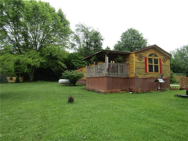 3255 Whittington Drive, North Vernon, IN 47265 (MLS #21789455) :: Mike Price Realty Team - RE/MAX Centerstone