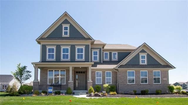 16495 Bigstone Drive, Fortville, IN 46040 (MLS #21789461) :: Dean Wagner Realtors
