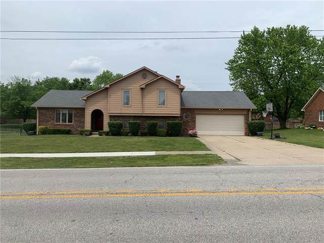 1634 Stanley Road, Plainfield, IN 46168 (MLS #21789463) :: Mike Price Realty Team - RE/MAX Centerstone