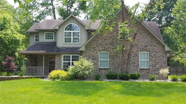 4115 E 73rd Street, Indianapolis, IN 46250 (MLS #21789476) :: Heard Real Estate Team | eXp Realty, LLC