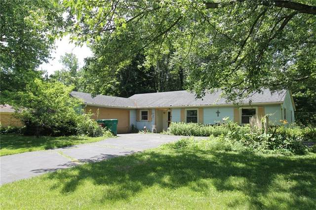 3446 Nolen Drive, Indianapolis, IN 46234 (MLS #21789484) :: The ORR Home Selling Team