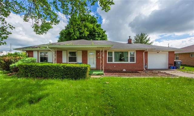 2029 E 9th Street, Anderson, IN 46012 (MLS #21789511) :: The Evelo Team