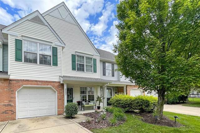 9692 Anson Street, Fishers, IN 46038 (MLS #21789512) :: RE/MAX Legacy