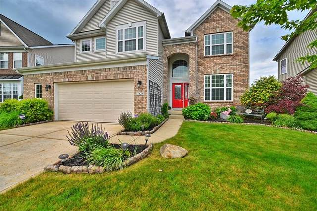 7826 Wahlberg Drive, Zionsville, IN 46077 (MLS #21789513) :: AR/haus Group Realty