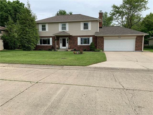 7611 E 80th Street, Indianapolis, IN 46256 (MLS #21789548) :: Dean Wagner Realtors