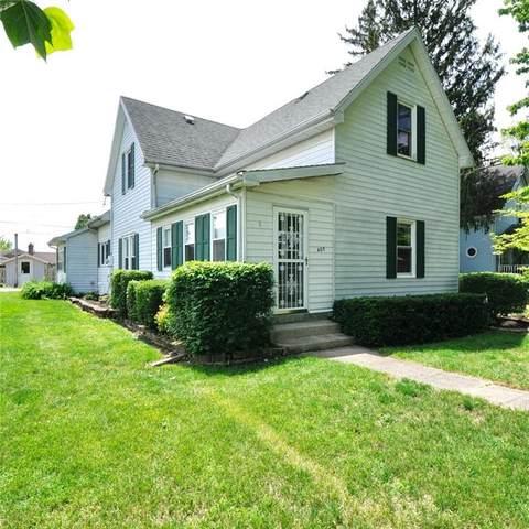 405 W Main Street, Arcadia, IN 46030 (MLS #21789550) :: Ferris Property Group