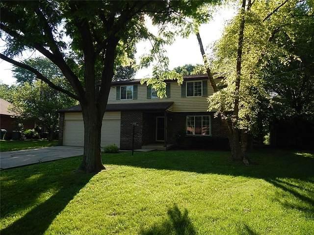 1109 Vanceburg Drive, Indianapolis, IN 46241 (MLS #21789559) :: Dean Wagner Realtors