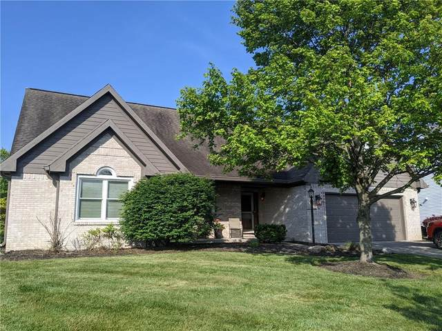 10629 Glenn Cairn Court, Fishers, IN 46037 (MLS #21789562) :: Mike Price Realty Team - RE/MAX Centerstone