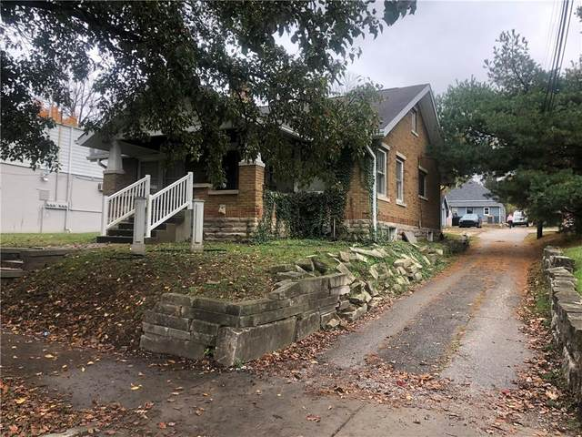 1109 N College Avenue, Bloomington, IN 47404 (MLS #21789569) :: Mike Price Realty Team - RE/MAX Centerstone