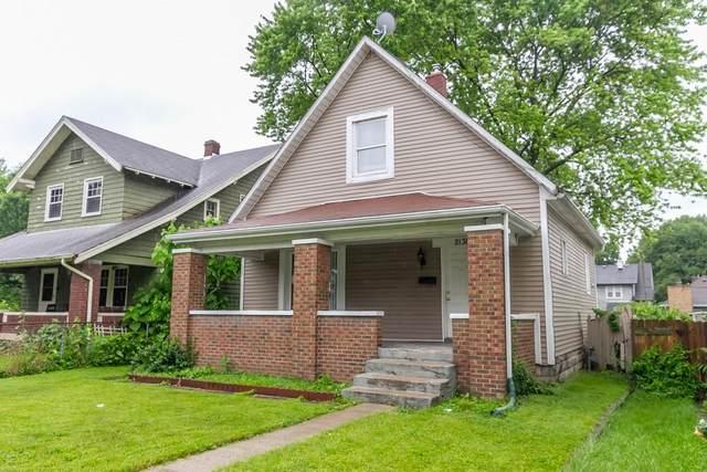 2138 Napoleon Street, Indianapolis, IN 46203 (MLS #21789592) :: Keller & Corbett Real Estate