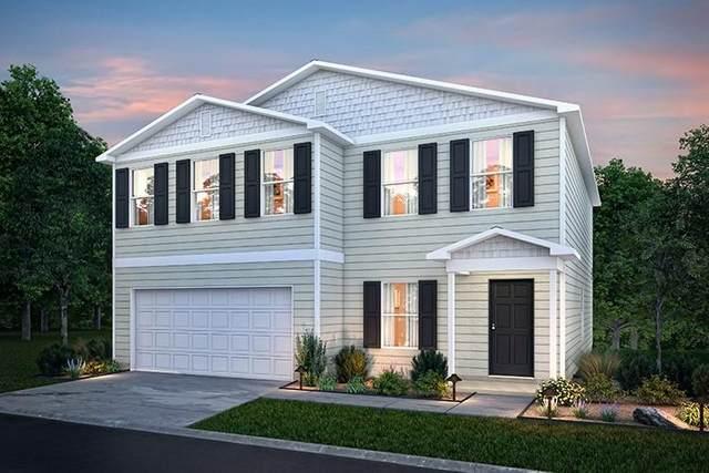 102 W Lexi Lane, Parker City, IN 47368 (MLS #21789600) :: Richwine Elite Group