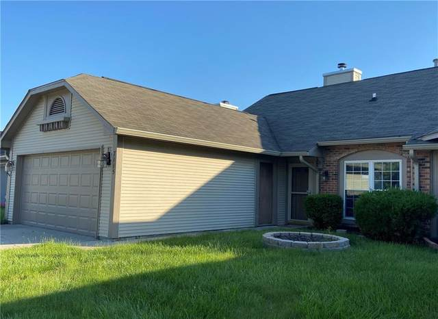 7115 N Eagle Cove Drive, Indianapolis, IN 46254 (MLS #21789604) :: AR/haus Group Realty