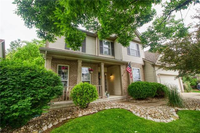 12364 Geist Cove Drive, Indianapolis, IN 46236 (MLS #21789607) :: Dean Wagner Realtors