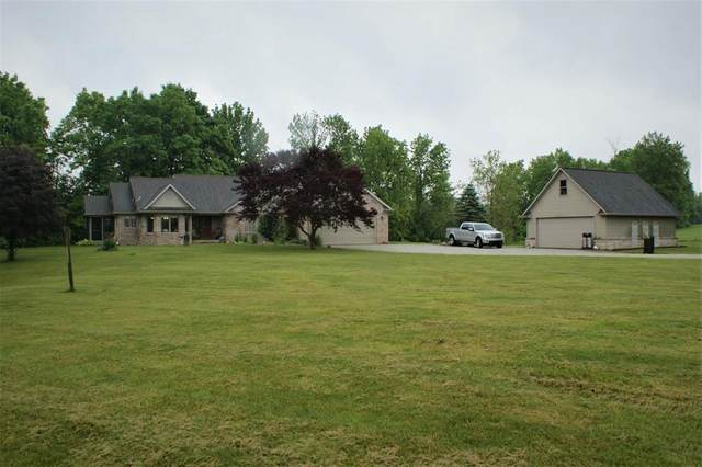11252 N Carthage Pike, Knightstown, IN 46148 (MLS #21789610) :: Mike Price Realty Team - RE/MAX Centerstone
