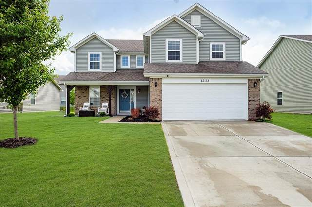 15133 Silver Charm Drive, Noblesville, IN 46060 (MLS #21789625) :: Ferris Property Group