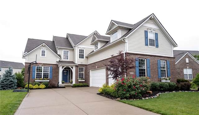 12346 Twyckenham Drive, Fishers, IN 46037 (MLS #21789652) :: Ferris Property Group