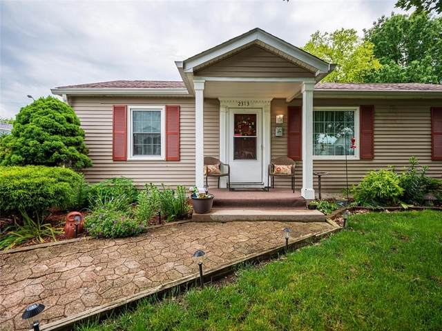 2313 E Gimber Street, Indianapolis, IN 46203 (MLS #21789653) :: AR/haus Group Realty