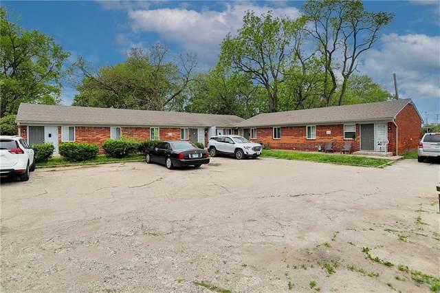 2258 N Hawthorne Lane, Indianapolis, IN 46218 (MLS #21789692) :: Heard Real Estate Team | eXp Realty, LLC