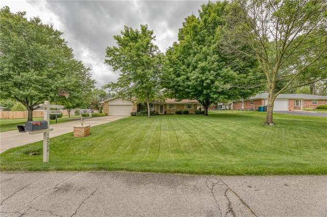 12320 Old Orchard Drive, Indianapolis, IN 46236 (MLS #21789695) :: Mike Price Realty Team - RE/MAX Centerstone