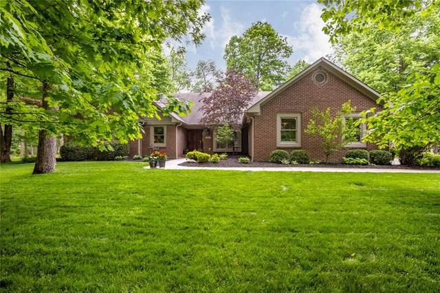 2655 E Cottonwood Trail, Morristown, IN 46161 (MLS #21789704) :: Ferris Property Group