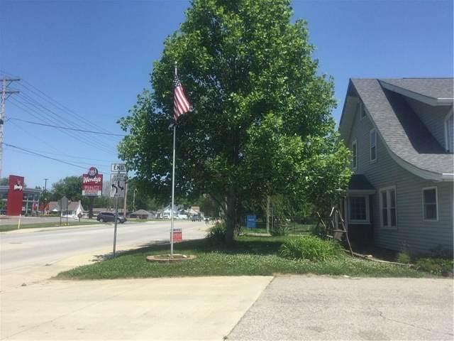 1449 S Ohio Street, Martinsville, IN 46151 (MLS #21789722) :: Richwine Elite Group