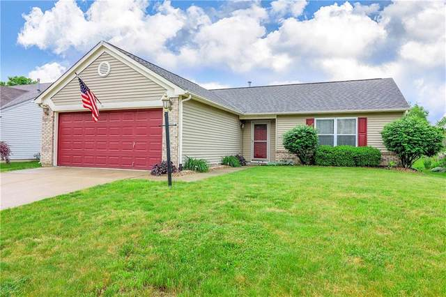 12117 Laurelwood Drive, Indianapolis, IN 46236 (MLS #21789724) :: Mike Price Realty Team - RE/MAX Centerstone