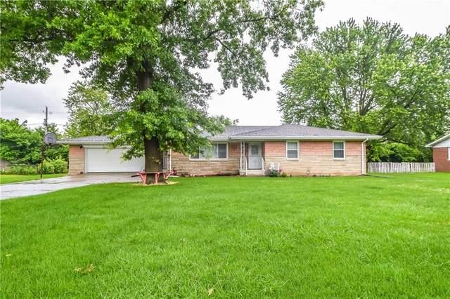 8045 Briarwood Drive, Indianapolis, IN 46227 (MLS #21789727) :: Heard Real Estate Team | eXp Realty, LLC