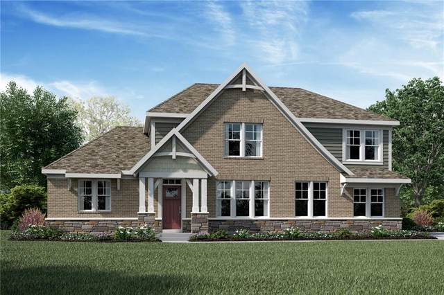 24 Chatham Green Court, Westfield, IN 46074 (MLS #21789747) :: Keller & Corbett Real Estate