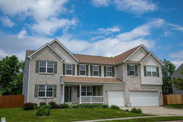 10414 Ringtail Place, Fishers, IN 46038 (MLS #21789765) :: AR/haus Group Realty