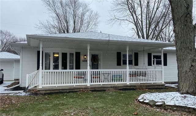 608 Parke Avenue, Crawfordsville, IN 47933 (MLS #21789774) :: Ferris Property Group