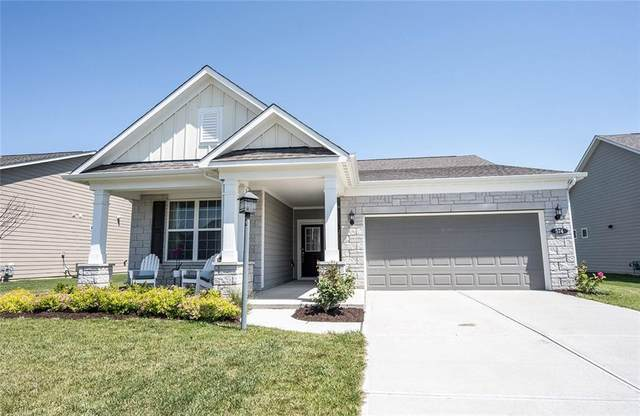 574 Harstad Boulevard, Westfield, IN 46074 (MLS #21789778) :: Mike Price Realty Team - RE/MAX Centerstone