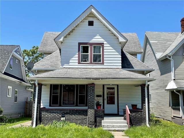 22 Parkview Avenue, Indianapolis, IN 46201 (MLS #21789796) :: Richwine Elite Group