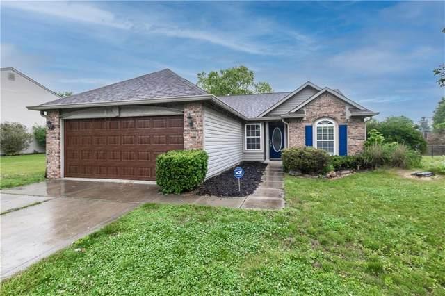 10894 Affirmed Drive, Indianapolis, IN 46234 (MLS #21789803) :: Keller & Corbett Real Estate