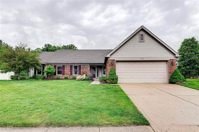 1266 S Jefferson Street, Brownsburg, IN 46112 (MLS #21789836) :: Mike Price Realty Team - RE/MAX Centerstone