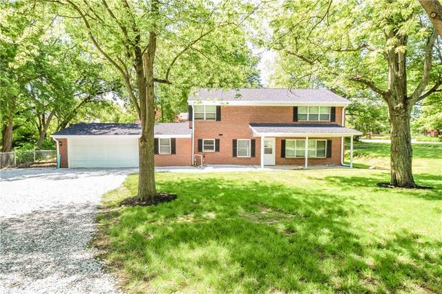 6645 W 11th Street, Indianapolis, IN 46214 (MLS #21789841) :: Mike Price Realty Team - RE/MAX Centerstone