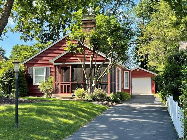 2702 Ryan Drive, Indianapolis, IN 46220 (MLS #21789856) :: Keller & Corbett Real Estate