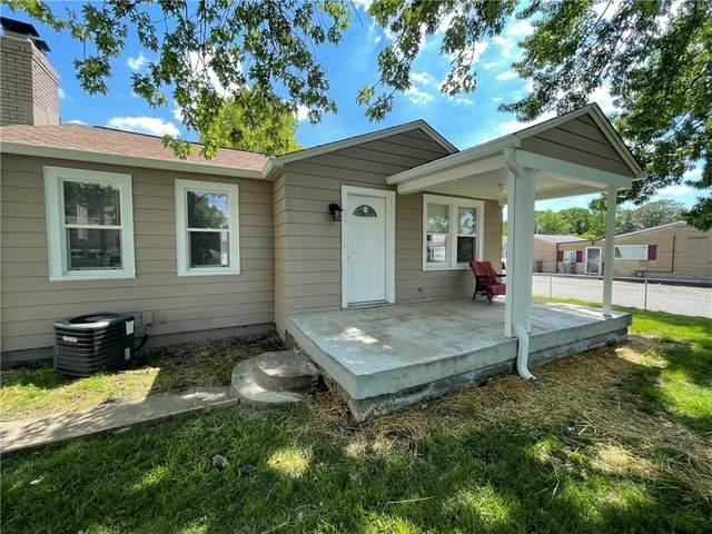 5001 E 21st Street, Indianapolis, IN 46218 (MLS #21789881) :: Richwine Elite Group
