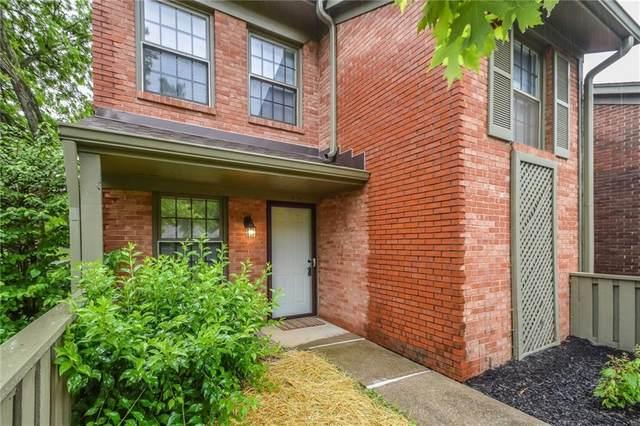 5234 Whisperwood Lane #251, Indianapolis, IN 46226 (MLS #21789892) :: Keller & Corbett Real Estate