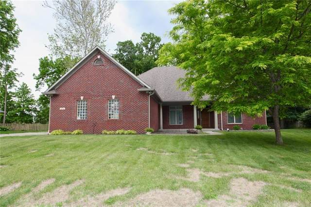 5276 Oakbrook Drive, Plainfield, IN 46168 (MLS #21789893) :: Mike Price Realty Team - RE/MAX Centerstone
