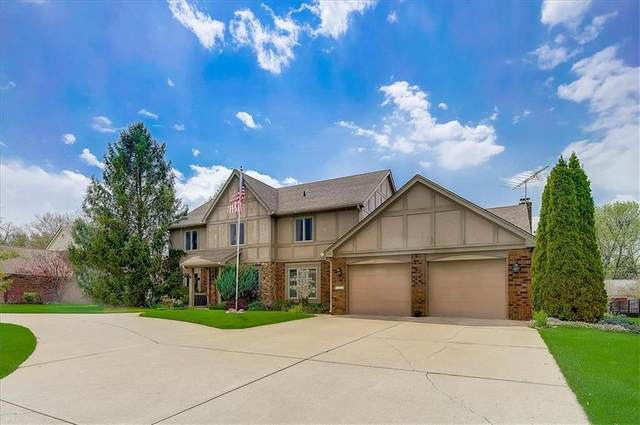 511 Green Meadow Drive, Anderson, IN 46011 (MLS #21789918) :: Ferris Property Group